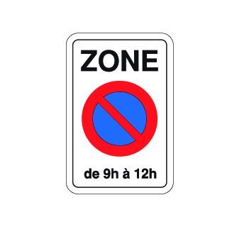 Les panneaux à validité zonale