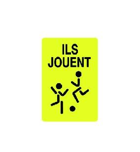 """Panneaux """"Ils Jouent"""""""