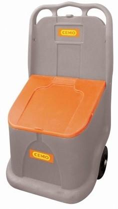 Coffre mobile PE 75 litres CEMO