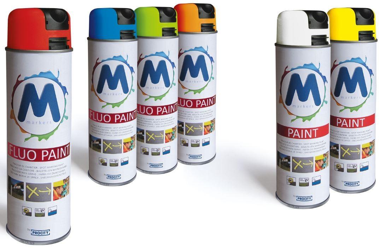 Aérosols de traçage M-Marker