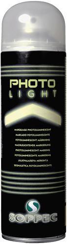Aérosol photoluminescent