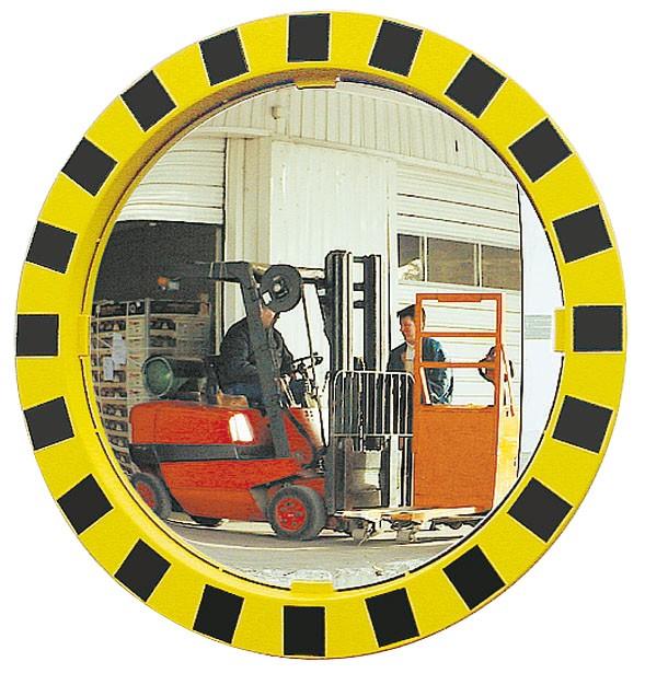 Miroir d'industrie rond - P.A.S
