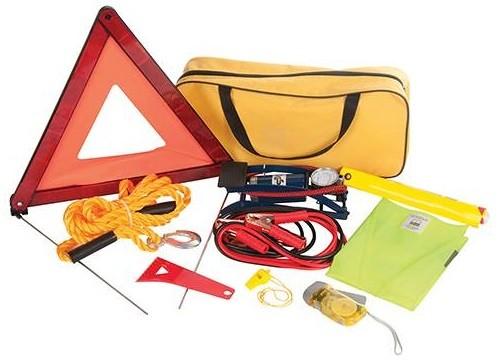 Kit d'urgence voiture