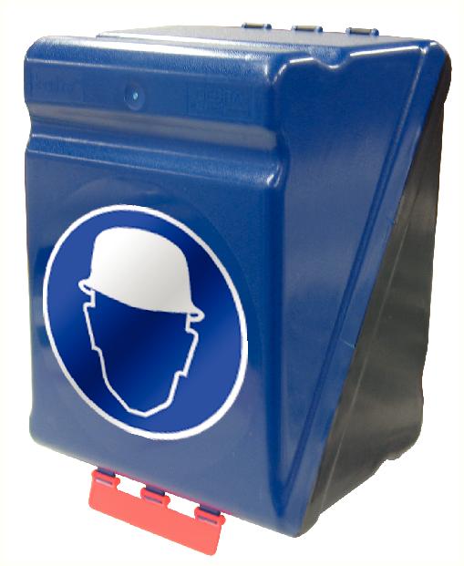 Secubox Maxi bleu - Avec pictos (à choisir)