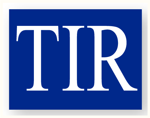 Panneau de transport - TIR fixe