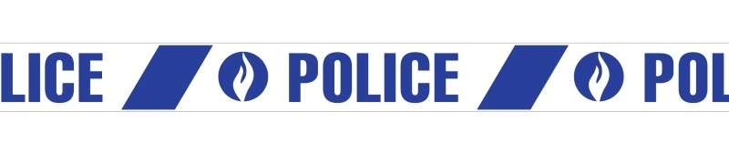 Ruban de balisage POLICE