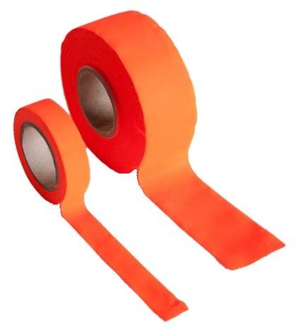Ruban textile fluo