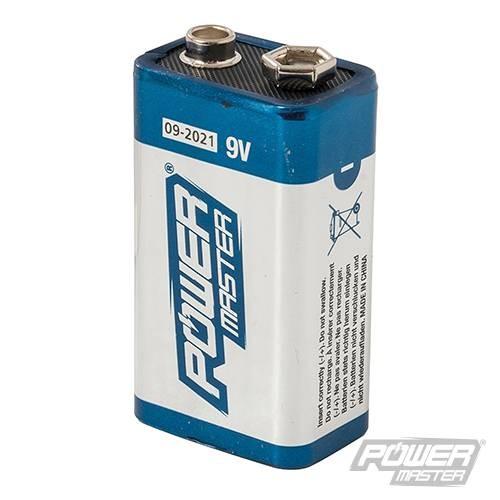 Pile alcaline 9 V Super 6LR61