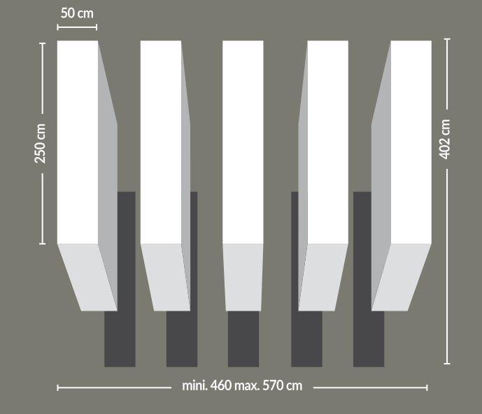 Passage piéton 3D