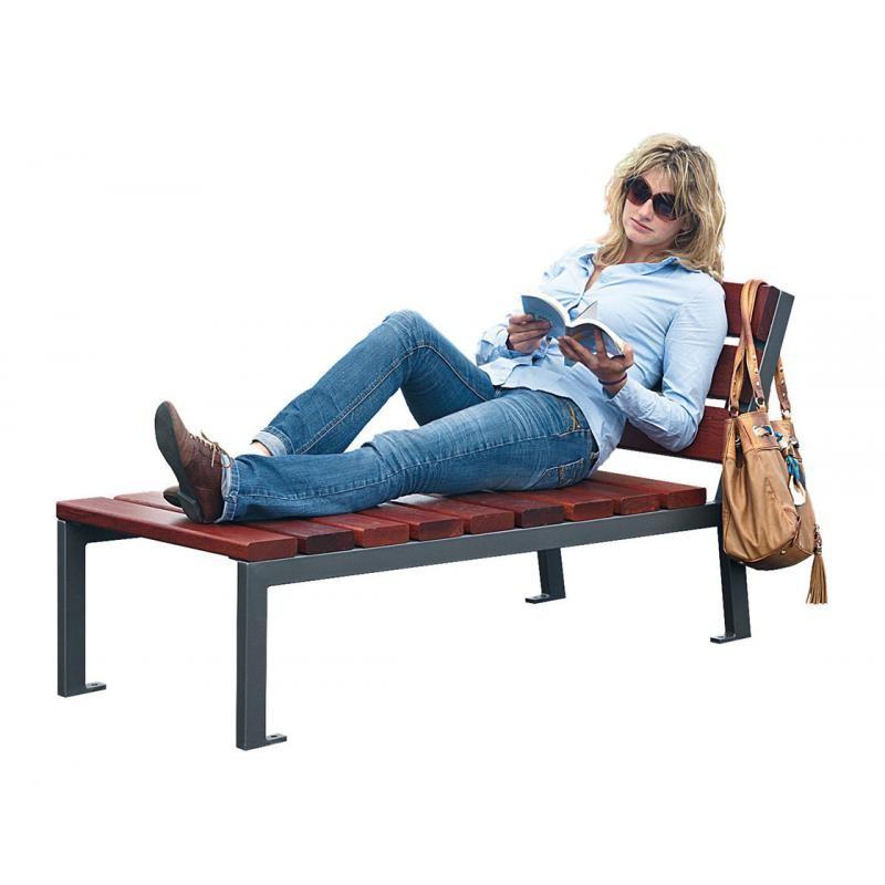 Chaise longue Silaos®