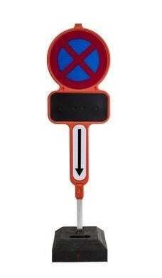 Kit E3/E1 - Balise anti-stationnement monobloc