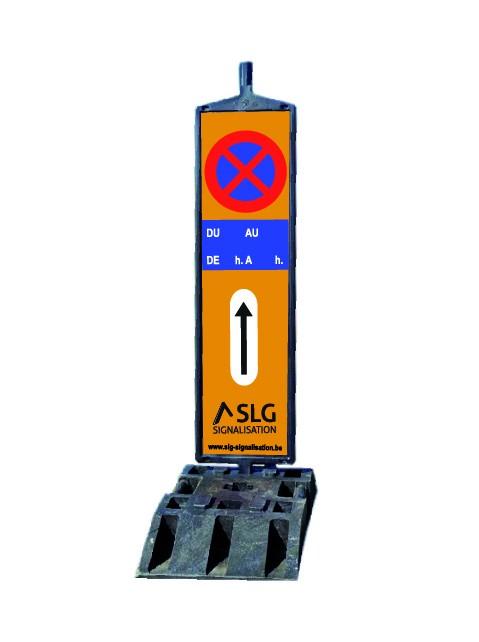 Balise E1/E3 anti-stationnement SLG
