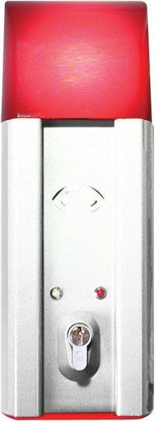 Alarme de porte infrarouge sans fil