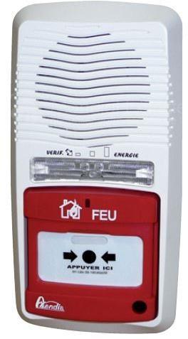 Alarme incendie autonome